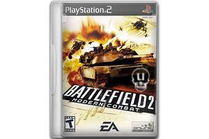 Battlefield 2: Modern Combat (PS2)