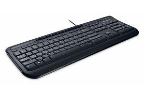 Microsoft Wired Keyboard 600 (USB)