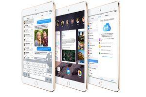 Apple iPad mini 3 Wi-Fi + 4G (64 Gt)