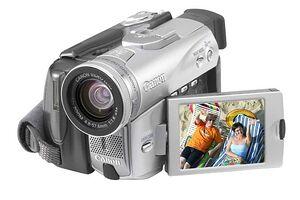 Canon MVX20i