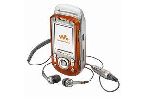 Sony Ericsson W600i