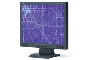 NEC AccuSync LCD72VXM