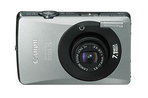Canon Digital IXUS 75