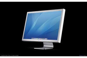 Apple Cinema HD Display 20