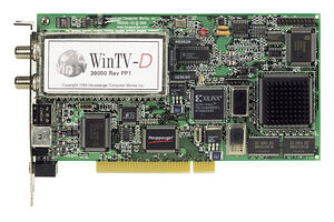 Hauppauge WinTV-Nexus-CA PCI