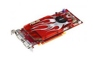 Asus Radeon HD 2600 XT (256 MB / PCIe / GDDR4)