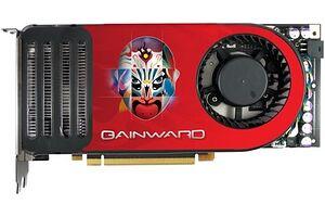 Gainward Bliss GeForce 8800 GTS (640MB / PCIe)