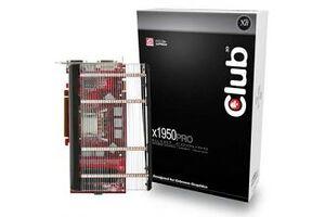 Club 3D Radeon X1950 Pro Passive Heatpipe (256 MB / PCIe)