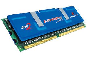 Kingston HyperX 1GB DDR2-1066 CL 5