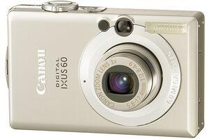 Canon Digital IXUS 60