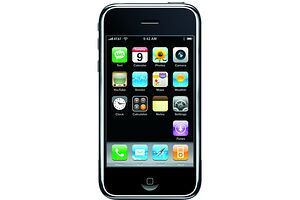Apple iPhone (8GB)