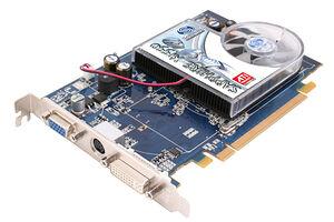 Sapphire RADEON X1550 (512MB / PCIe)