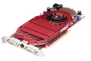 Sapphire RADEON HD 3850 (256MB / PCIe)