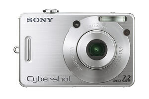 Sony Cybershot DSC-W70