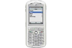 Motorola MOTOROKR E1