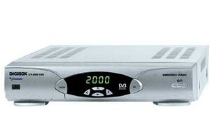Digibox CV 3300CNX