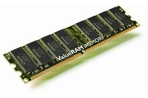 Kingston ValueRAM 1GB DDR2-667 CL 5 ECC