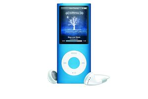 Apple iPod nano 8GB (4th gen)
