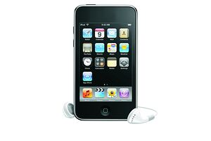 Apple iPod touch 8GB (2nd gen)