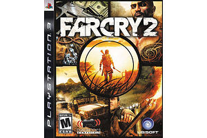 Far Cry 2 (PS3)