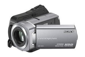Sony DCR-SR55E