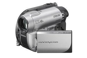 Sony DCR-DVD115E