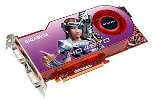 Gigabyte Radeon HD 4870 (512MB / GDDR5 / PCIe)