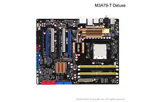 Asus M3A79-T Deluxe