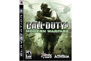 Call of Duty 4: Modern Warfare (PS3)