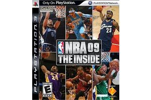 NBA 09 The Inside (PS3)