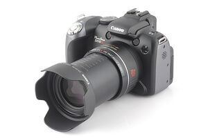 Canon PowerShot SX10 IS