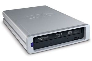 LaCie External Blu-ray drive (301828EK)