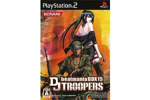 BeatMania IIDX 15: DJ Troopers (PS2)