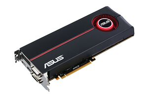 Asus Radeon HD 5870 (1GB / GDDR5 / PCI-E / DisplayPort)