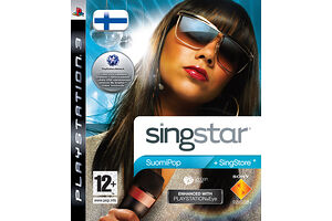 Singstar SuomiPop (PS3)