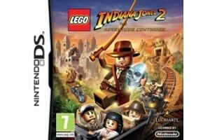 LEGO Indiana Jones 2: The Adventure Continues (DS)