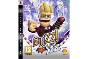 BUZZ! Visailun Maailma (PS3)