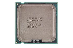 Intel Celeron Dual-Core E1400