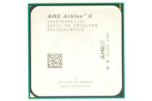AMD Athlon II X4 605e