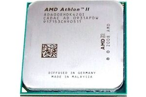 AMD Athlon II X4 600e