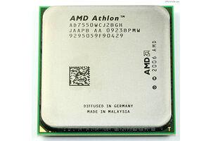 AMD Athlon 64 X2 7550