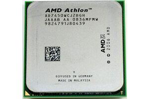 AMD Athlon 64 X2 7450