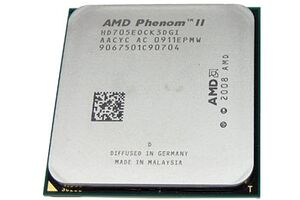 AMD AMD Phenom II X3 705e