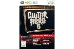 Guitar Hero 5 (Xbox 360)
