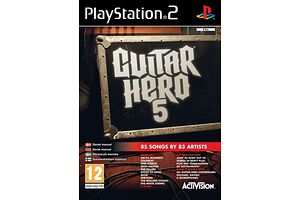 Guitar Hero 5 (PS2)