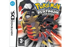 Pokemon Platinum (DS)