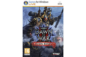 Warhammer 40,000: Dawn of War II – Chaos Rising (PC)