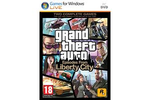 Grand Theft Auto Episodes From Liberty City (PC)