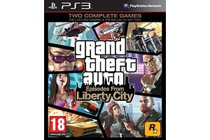 Grand Theft Auto Episodes From Liberty City (PS3)