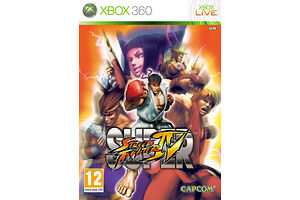 Super Street Fighter 4 (Xbox 360)